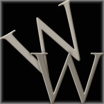 Square Monogram v02 ww